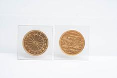 御在位六十年記念10万円金貨 記念硬貨 お買取りしました 豊橋市のリサイクルショップならお宝専科豊橋店