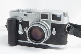 LEICA(ライカ) M3 Summicron 5cm F2 沈胴レンズ付き レンジファインダー フィルムカメラ お買取りしました お宝専科豊橋店