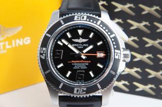 BREITLING(ブライトリング) スーパーオーシャン44 A17391 自動巻き 腕時計 お買取りしました お宝専科豊橋店