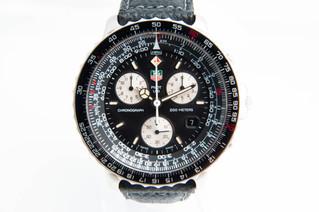 TAG HEUER(タグホイヤー) PILOT CHRONOGRAPH 530.306 クォーツ腕時計 お買取りしました お宝専科豊橋店