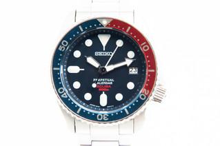 SEIKO(セイコー) ダイバー SBCM025 スキューバ 8F35-00A0 クォーツ 腕時計 お買取りしました お宝専科豊橋店