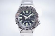 SEIKO(セイコー) ブラックモンスター 7S26-0350 ダイバーズ腕時計 お買取りしました 豊橋市のリサイクルショップならお宝専科豊橋店