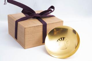 K24 純金製 金杯 お買取りしました 豊橋市のリサイクルショップならお宝専科豊橋店