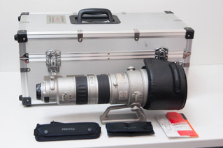 PENTAX-FA☆ 250-600mm F5.6 IF ED 超望遠ズームレンズ お買取りしました お宝専科豊橋店