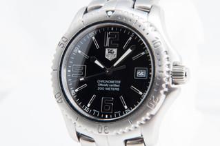 TAG HEUER(タグホイヤー) リンク クロノメーター WT5110 腕時計 お買取りしました お宝専科豊橋店