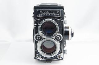 ROLLEIFLEX(ローライフレックス) 2.8F Xenotar(クセノター) 二眼レフフィルムカメラ お買取りしました お宝専科豊橋店