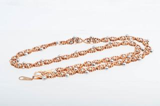 18金 イエローゴールデザインネックレス お買取りしました 豊橋市のリサイクルショップならお宝専科豊橋店
