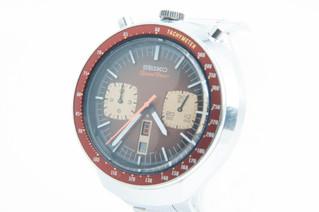 SEIKO(セイコー) Speed-Timer クロノグラフ 自動巻き 6138-0040 お買取りしました お宝専科豊橋店
