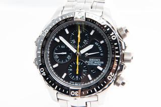 SEIKO(セイコー) フライトマスター 自動巻き SBDS001 6S37-0010 腕時計 お買取りしました お宝専科豊橋店