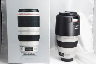 CANON(キャノン) EF ZOOM 100-400mm F4.5-5.6 L II キャノン 白レンズ お買取りしました お宝専科豊橋店