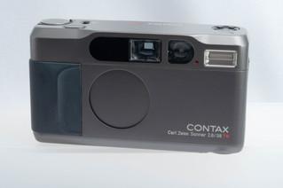 CONTAX(コンタックス) T2 チタンブラック コンパクトフィルムカメラ お買取りしました 豊橋市のリサイクルショップならお宝専科豊橋店