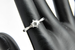 プラチナ Pt900 ダイヤモンド リング 指輪 お買取りしました お宝専科豊橋店