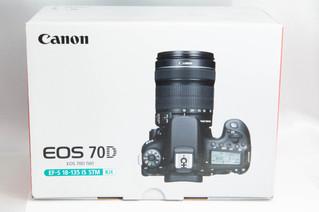 CANON(キャノン) EOS 70D デジタル一眼レフカメラ お買取りしました お宝専科豊橋店