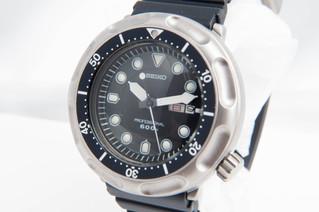 SEIKO(セイコー) 7C46-6010 チタンケースダイバー 600M プロフェッショナル クォーツ 腕時計 お買取りしました お宝専科豊橋店