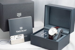 TAG HEUER(タグホイヤー) カレラ WAR201B キャリバー5 自動巻き 腕時計 お買取りしました お宝専科豊橋店