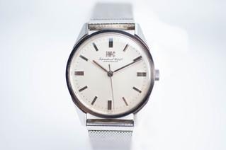 IWC(アイダブルシー) シャウハウゼン 手巻き腕時計 お買取りしました 豊橋市のリサイクルショップならお宝専科豊橋店