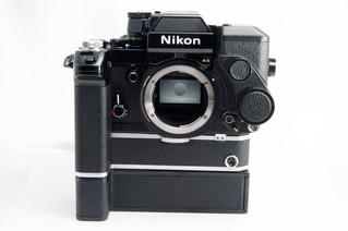 NIKON(ニコン) F2AS DS-12 モータードライブ付き お買取りしました お宝専科豊橋店