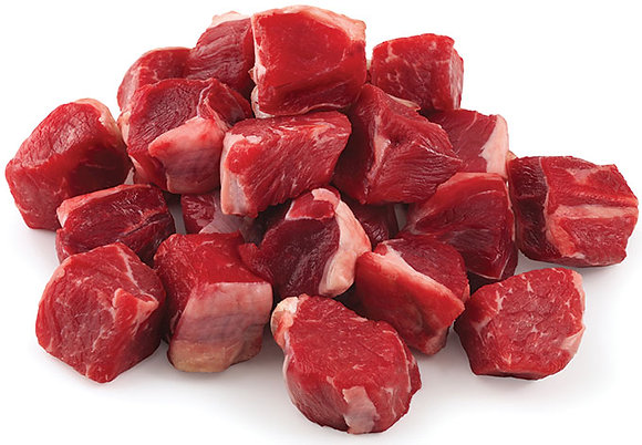 One Pound of Stew Meat