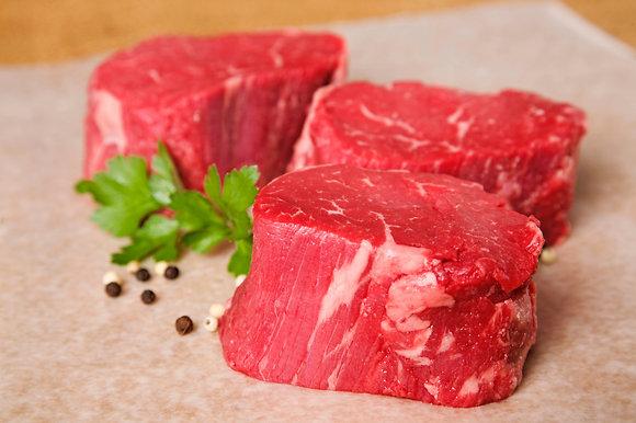Two 8oz Tenderloin Steaks