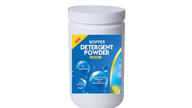 Wopper Detergent Powder