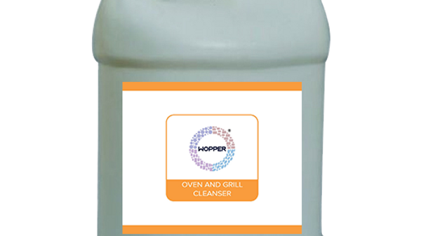 Wopper BGC - Oven and Grill Cleanser 5 L