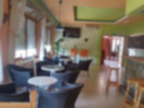 Cafeteria Hotel Fuertescusa