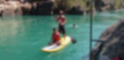 Paddle Sup en Sacedon