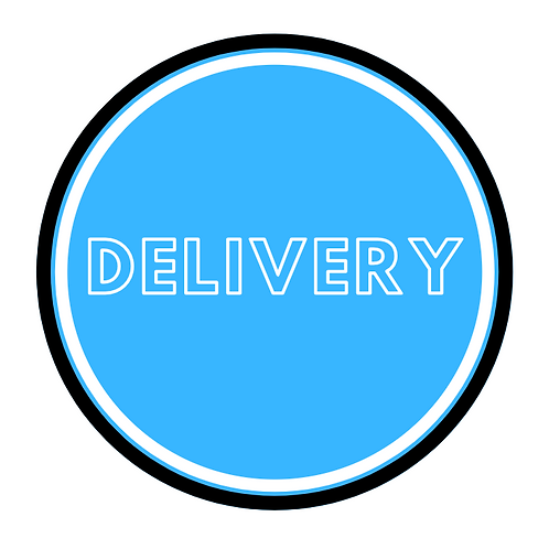 Delivery: Outside the Beltway within 5 miles