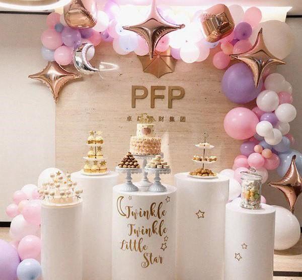 Luxe Dessert Display