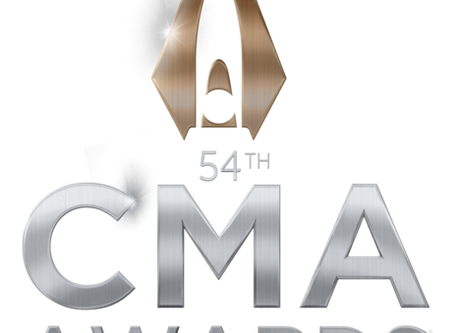 """THE COUNTRY MUSIC ASSOCIATION ANNOUNCES  NOMINEES FOR """"THE 54th ANNUAL CMA AWARDS"""""""