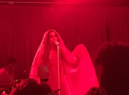 Show Review: Talia Stewart CD Release Show at Mercy Lounge