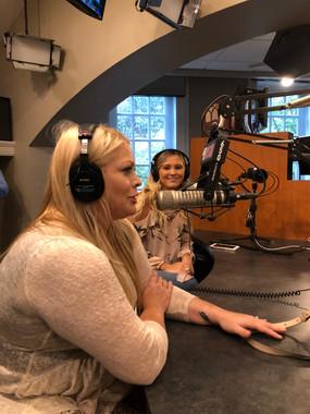 Jenn Ford & Karrisa Ella  - WSM Nashville