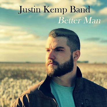resize Justin Kemp - Better Man Final Ar