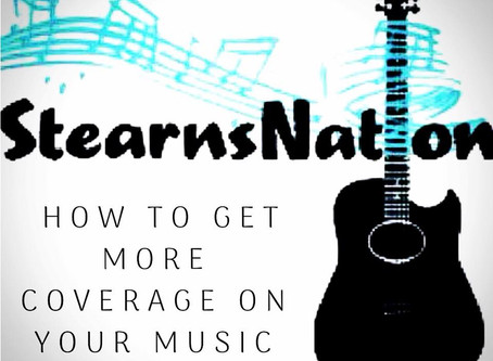 Get More Coverage For Your New Music