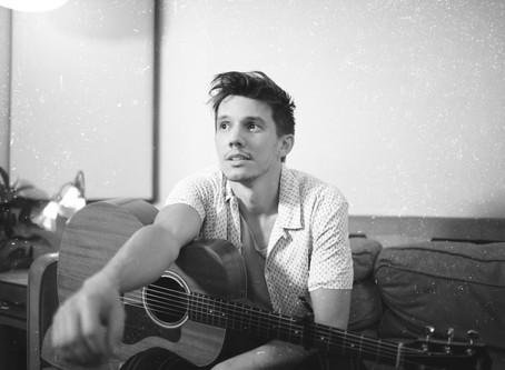"Singer-Songwriter Joe Brooks Releases New Single ""Pink Sky Moon"""