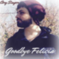 Cory Singer - Goodbye Felicia Album Cove