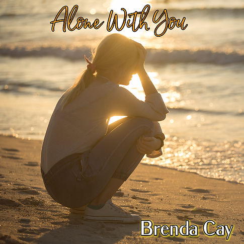 Brenda Alone With You Album Art Final.jp