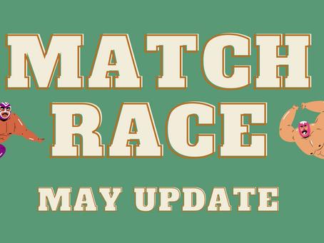 Neitzey v Edwards 2021 Match Race - May Update