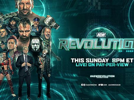 AEW Revolution (2021) Preview