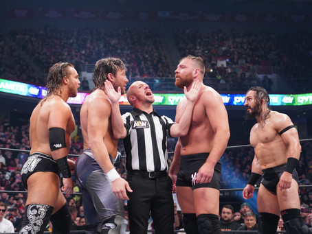 AEW Shines in Storytelling & Character Arcs