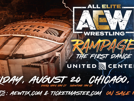 AEW: Rampage - The First Dance Preview