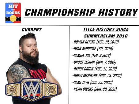 Hit the Books Championship History (2018-2021)