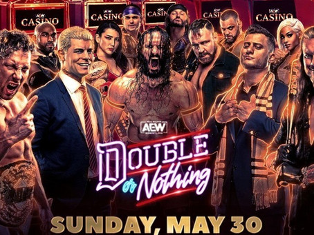 AEW Double or Nothing (2021) Preview