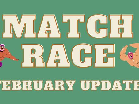 Ryan Neitzey vs Scotty Edwards 2021 Match Race - February Update