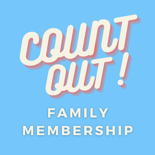 Count Out! Family Membership