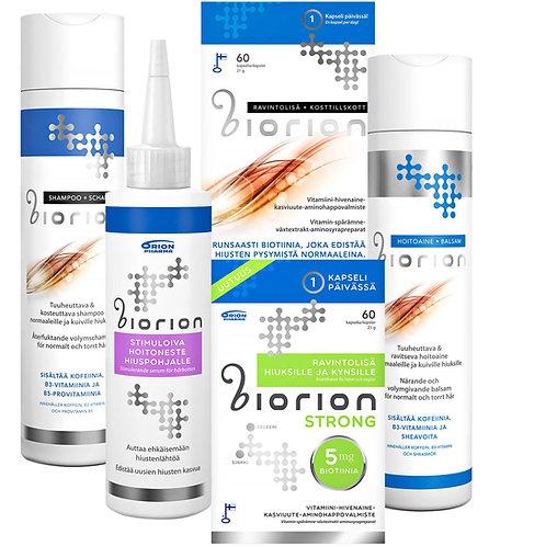 Biorion-tuotteet -15%