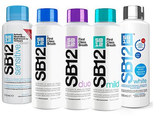 SB12 Suuvedet 500 ml