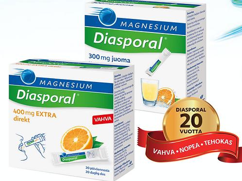 Diasporal Extra tai Extra Direkt 20 kpl