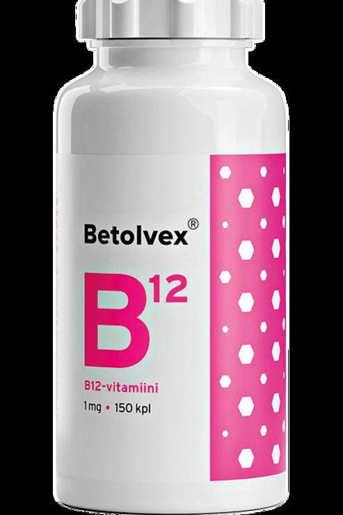 Betolvex B12 1mg 150 tablettia