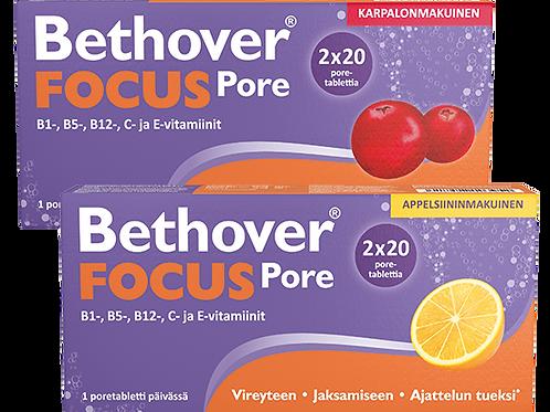 Bethover Focus poretabl. 2 x 20 kpl